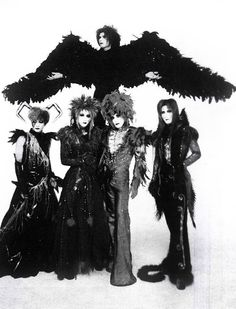 Gothic & Lolita idols: Malice Mizer.