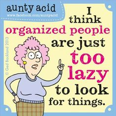 aunty acid cartoons - Google Search