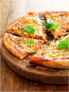 Pizza Margherita #pizza #tomato #cirio #recipe