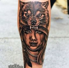 100 Awesome Leg Tattoo Designs For Girl and Guys | Tattoobite.com