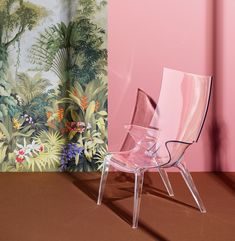 philippe starck creates largest single-mould polycarbonate collection for kartell Milan Design Week Philippe Starck, Milan Design, Design Trends, Best Interior, Home Interior Design, New Furniture, Furniture Design, Living Room Chairs, Contemporary Furniture
