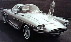 1958 Chevrolet Corvette XP-700 2