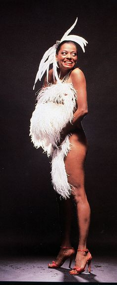Diana Ross - as the fabulous Josephine Baker