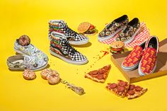Curb Your Food Cravings With Vans Late Night Pack