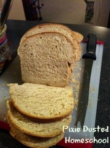 My favorite bread recipe.
