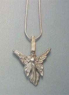 talismanes amuletos y símbolos   colgante hada Titania