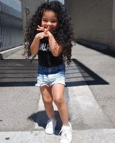 Beautiful outing wears for the kids - DarlingNaija Cute Black Babies, Black Baby Girls, Beautiful Black Babies, Fashion Kids, Baby Girl Fashion, Cute Little Girls Outfits, Kids Outfits, Cute Mixed Kids, Mix Baby Girl