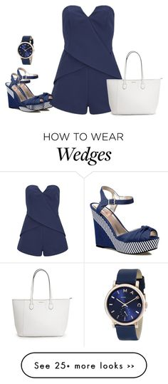 """""""Untitled #6158"""" by tailichuns on Polyvore featuring Finders Keepers and Marc Jacobs"""