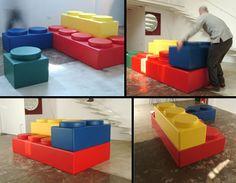 Sofá Lego!