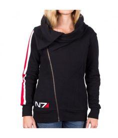 DO WANT.  Mass Effect Sweater <3