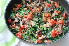 Side Recipes, Vegetable Recipes, Vegetarian Recipes, Healthy Recipes, Fun Recipes, Delicious Recipes, Veggie Side Dishes, Vegetable Sides, Food Dishes