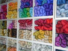 Terrade wool mill