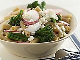 Whole-Wheat Pasta with Broccolini and Feta from Food Network Kitchens