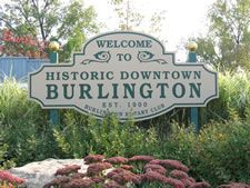 Welcome to Historic Downtown Burlington