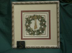 Christmas Wreath, designed by TWDesignworks