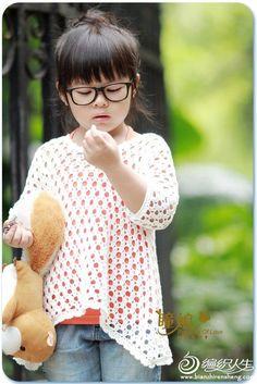 Blusa infantil | MEU MUNDO CRAFT