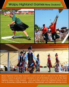 Waipu Highland Games New Zealand  ____________________________   #waipuhighlandgames   #gamesandfun   #gamesandevents   #newzealandevents   #newzealandtravel  #kiwitravel #travel