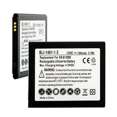 Samsung EBB130AU Cell Phone Battery LIION 38V 1500mAh  Replacement For Samsung EBB130 EBB130AU EBB130BE Cellphone Battery *** Check this awesome product by going to the link at the image. (This is an affiliate link) #BatteryPacks