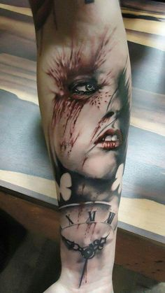 unique Tattoo 3D for the Modern Age- 3d tattoos,3d tattoo,tattoo idea, tattoo image, tattoo photo, tattoo picture, ta...