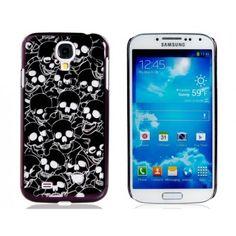 Laughing Skulls Black Samsung Galaxy S4 Case