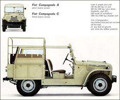 Fiat 1973 Campagnola