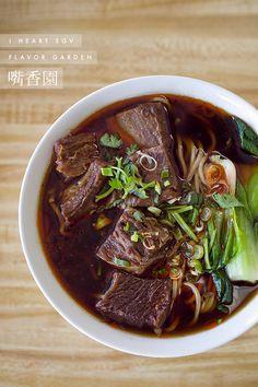Beef Noodle / Eat Drink nb Merry