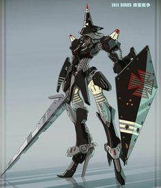 Character Concept, Concept Art, Character Design, 3d Character, Futuristic Robot, Fighting Robots, Custom Gundam, Robot Design, Science Fiction Art
