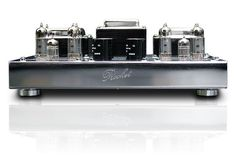 Mono and Stereo High-End Audio audiophile Magazine: Andreas Klug EL 84 tube amplifier DIY kit Vacuum tube
