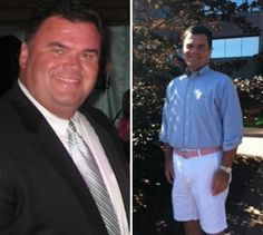 Brian After Gastric Bypass Success Story