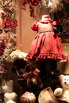 Ralph Lauren Childrens Holiday Window 2011