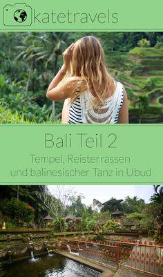 Ab nach Ubud! Ich erzähl dir, wie du hinkommst und was es zu entdecken gibt... #bali #indonesien #ubud #reiseblogger #katetravels
