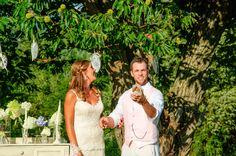 Megan Stone & Ethan Collins Meredith Valley Farm Wedding - Photo Tech Photography