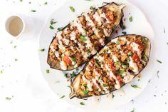 10 x Super gezonde Mediterrane recepten | GIRLS WHO MAGAZINE Vegan Dishes, Low Carb Keto, Vegetable Pizza, Quinoa, Zucchini, Veggies, Lunch, Healthy Recipes, Dinner