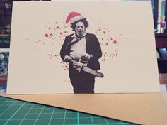 The Spooky Vegan: Holiday Greeting Cards for Horror Fans