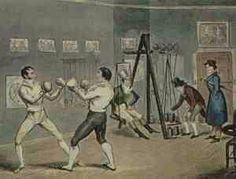 John Jackson, 1769. Boxing! Celebrity!