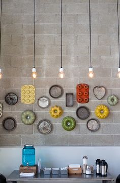 I like this idea. Using reclaimed and antique items. Paint some and leave some