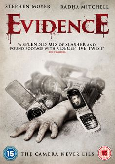 Evidence - Out on DVD 21st April https://www.youtube.com/watch?v=86h7NZfvcg4
