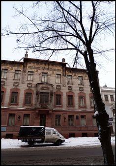 maison des Nabokov / ChP