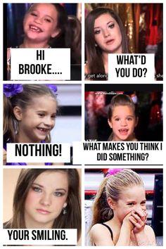 Brooke and Kenzie cutest evaaaaa