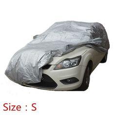 Car Covers Size S/M/L/XL SUV L/XL Indoor Outdoor Full Car Cover Sun UV Snow Dust Rain Resistant
