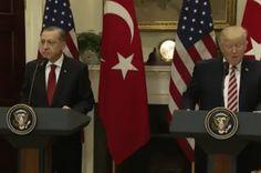Erdoğan-Trump görüşmesinde tercüme skandalı