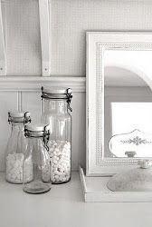 http://pinterest.com/daniellapostma/ #white #homedecoration