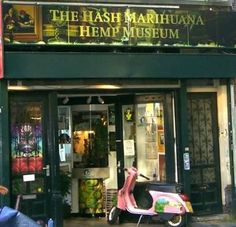 The Hash, Marijuana and Hemp Museum – Amsterdam, Netherlands | Atlas Obscura