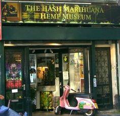 The Hash, Marijuana and Hemp Museum – Amsterdam, Netherlands - Atlas Obscura