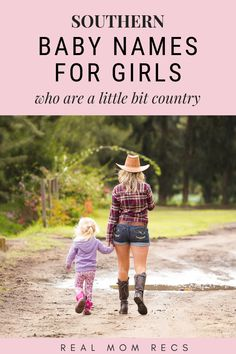 Southern Baby Girl Names For Your Little Country Girl - Real Mom Recs names girl country names girl elegant names girl pretty names girl rare names girl vintage baby names girl Double Girl Names, Baby Girl Middle Names, List Of Girls Names, Girls Names Vintage, Cute Baby Girl Names, Names Girl, Little Girl Names, Names Baby, Baby Girl Names Classic