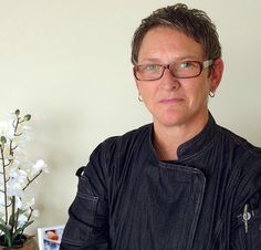 Get to know Head Catering Chef Sara Carter. We're thrilled and proud to have her on our team!