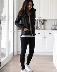Athleisure Wear, Polar Fleece, Cool Style, Black Jeans, Bomber Jacket, Casual, Walmart, How To Wear, Pants