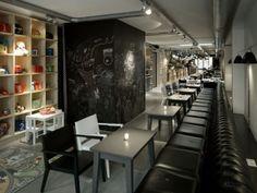 Arquitetura do Imóvel : Restaurante em Amsterdã, Holanda