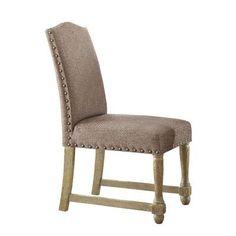 Ave Six Kingman Parsons Side Chair Upholstery: Edward Chocolate