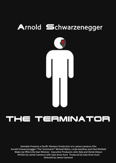 terminator posters | The Terminator Poster by TinyButDeadly